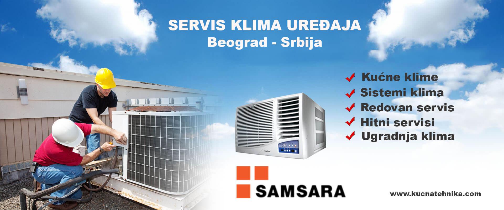 servis klima uredjaja u beogradu