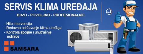 servis klima uredjaja