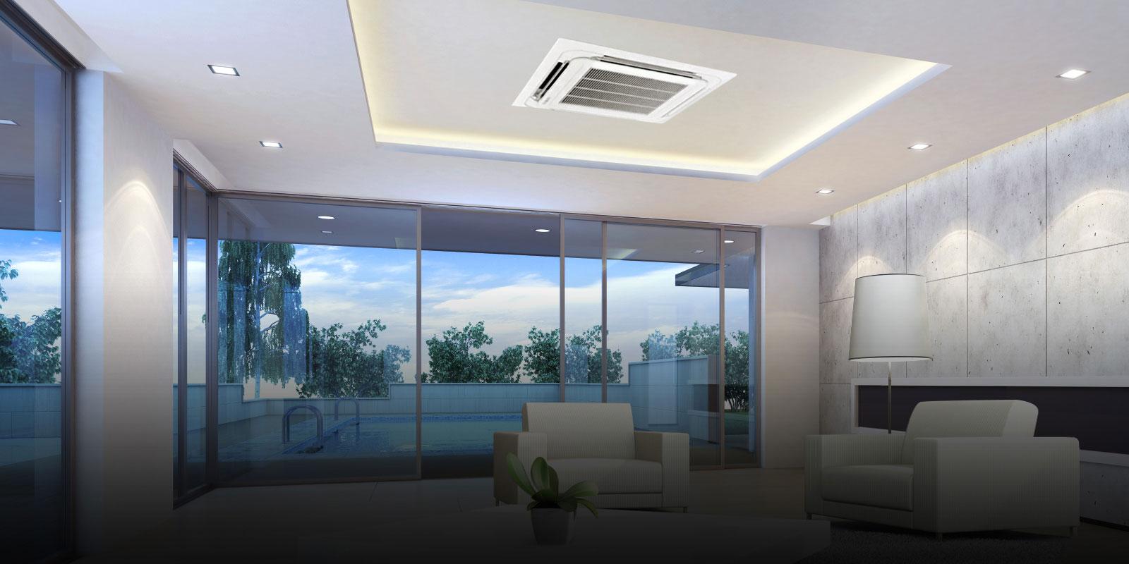 Kasetni klima uređaji