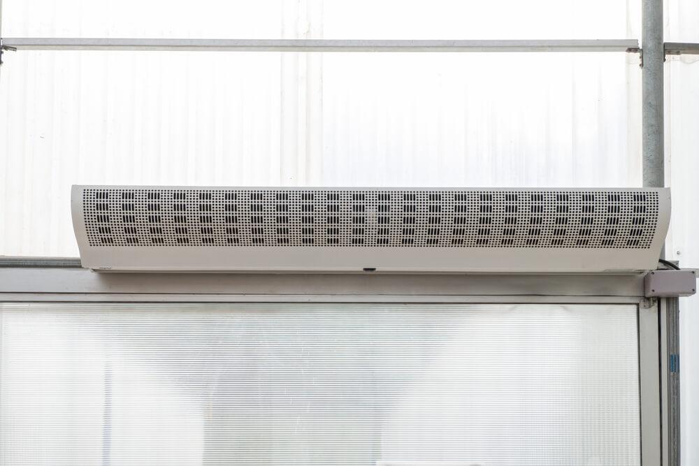tople vazdušne zavese Kućna tehnika Samsara 1